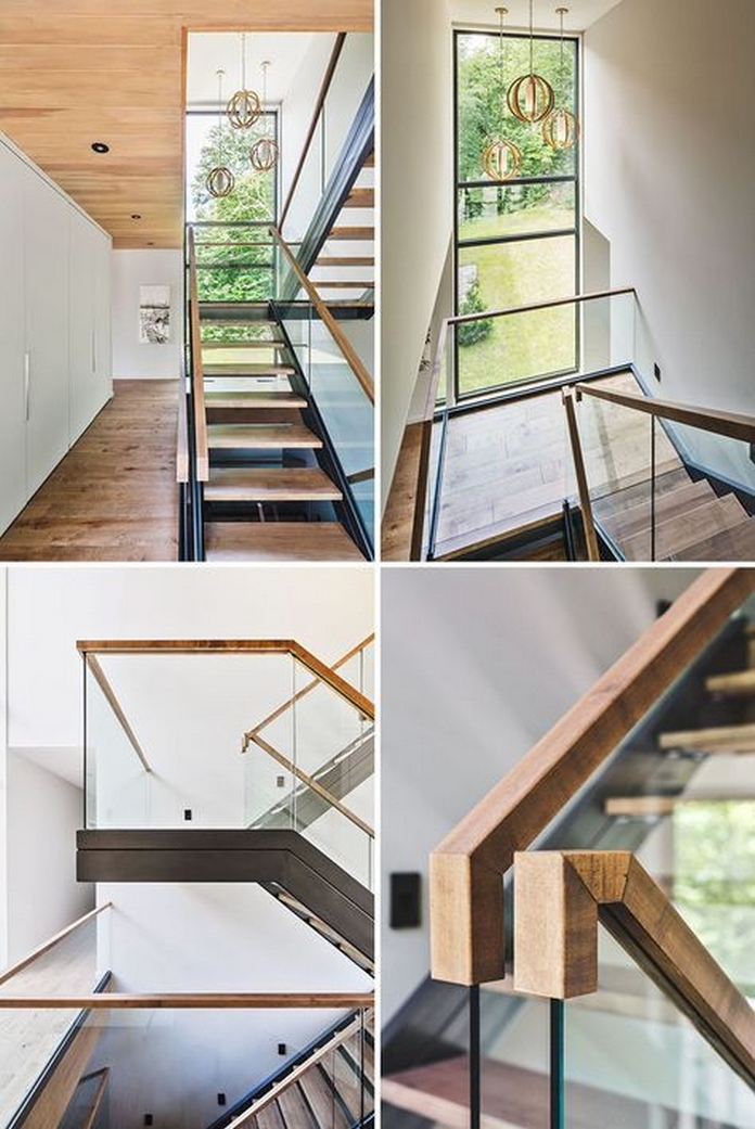 97 Most Popular Modern House Stairs Design Models 51