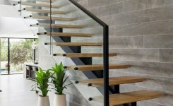 97 Most Popular Modern House Stairs Design Models 52