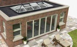44 The Best Choice Of Modern Home Roof Design Models 44