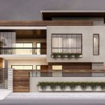 60 Choices Beautiful Modern Home Exterior Design Ideas 17