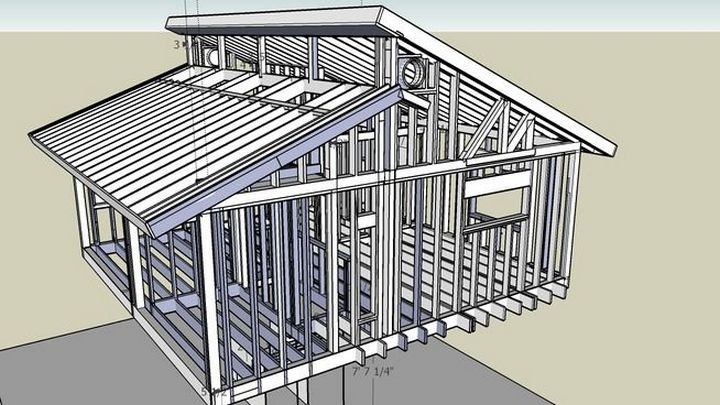 69 Modern Shed Roof Design Models Are Extraordinary And Look Sturdy 46