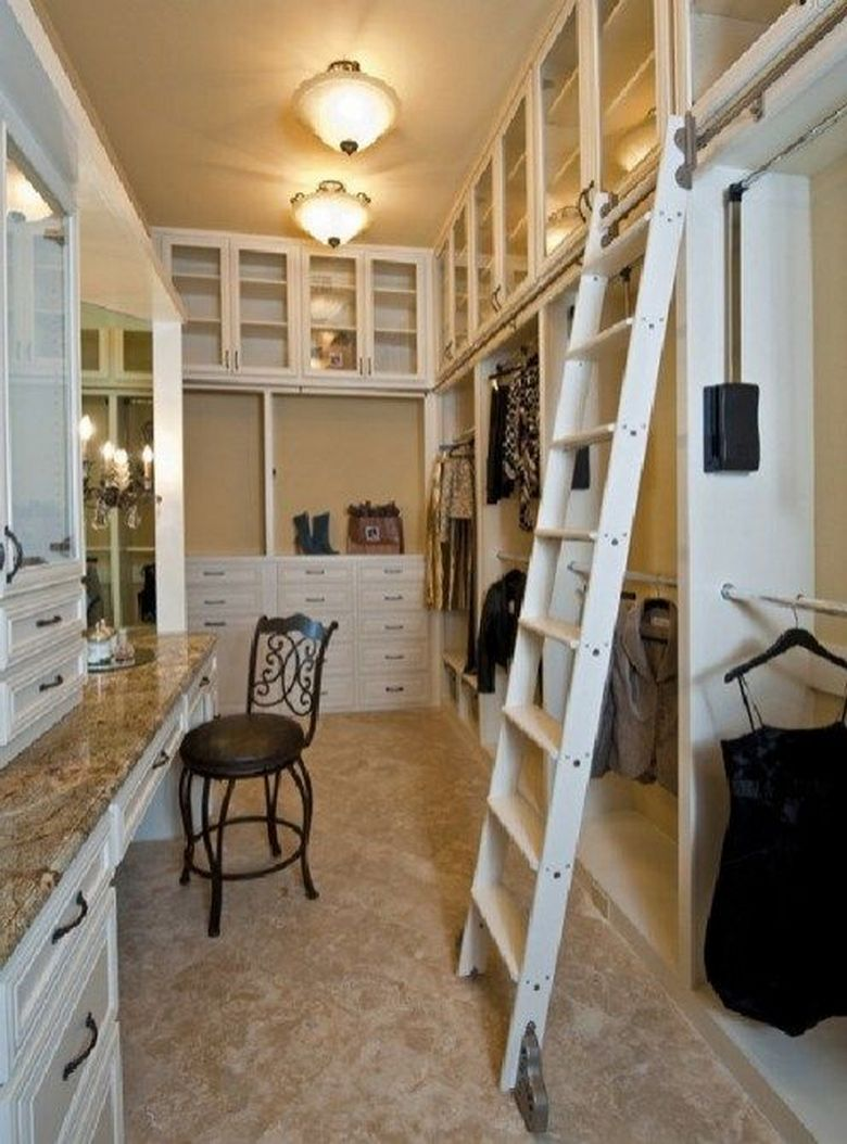 90 Modern Master Closet Models That Inspire Your Home Decor 12