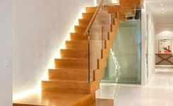 95 Cool Modern Staircase Designs For Homes (18)