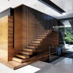 95 Cool Modern Staircase Designs For Homes (21)