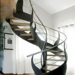 95 Cool Modern Staircase Designs For Homes (23)