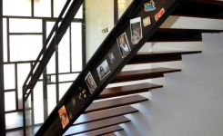95 Cool Modern Staircase Designs For Homes (54)