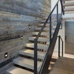 95 Cool Modern Staircase Designs For Homes (65)