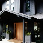 89 Models Beautiful Modern Exterior House Paint 17