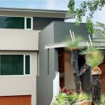 89 Models Beautiful Modern Exterior House Paint 19