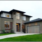 89 Models Beautiful Modern Exterior House Paint 5