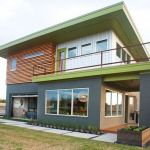 89 Models Beautiful Modern Exterior House Paint 8