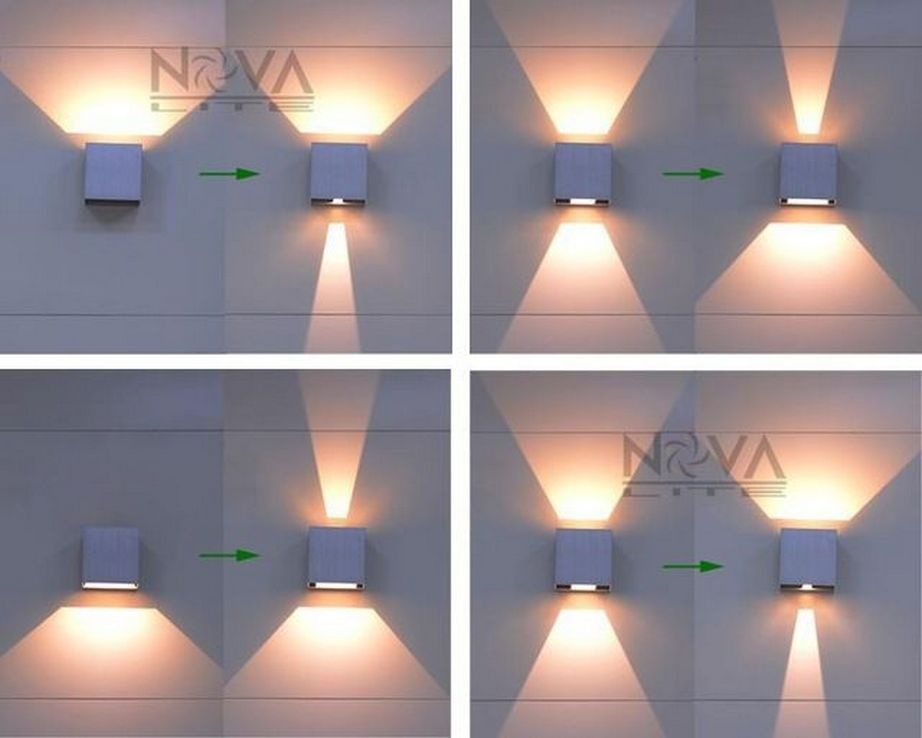 97 Choices Unique Elegant Lighting LED Outdoor Wall Sconce For Modern Exterior House Designs 11