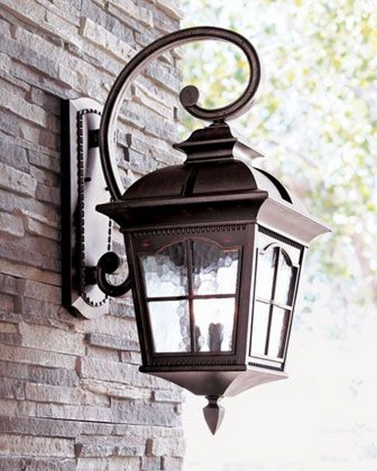 97 Choices Unique Elegant Lighting LED Outdoor Wall Sconce For Modern Exterior House Designs 48