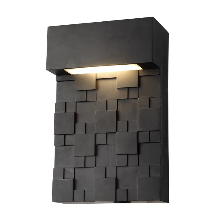 97 Choices Unique Elegant Lighting LED Outdoor Wall Sconce For Modern Exterior House Designs 5