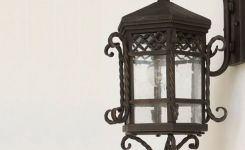 97 Choices Unique Elegant Lighting LED Outdoor Wall Sconce For Modern Exterior House Designs 9