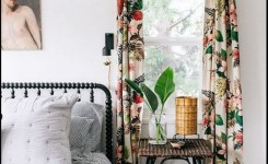 40+ Spectacular Bedroom Curtains And Drapes Concepts