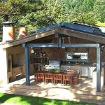 7 Tips Simple For Choosing The Perfect Outdoor Kitchen Grills 17