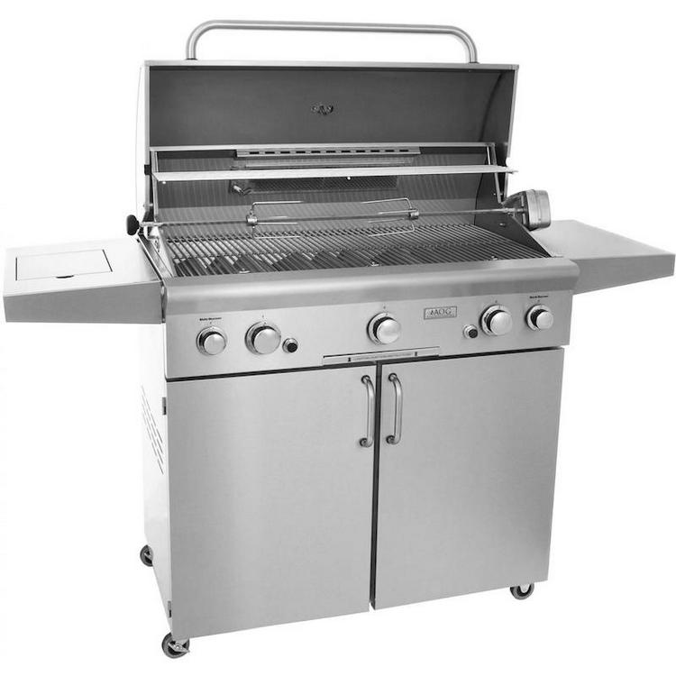 7 Tips Simple For Choosing The Perfect Outdoor Kitchen Grills 38