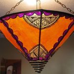 Breathtakingly Beautiful Moroccan Henna Lamps 6