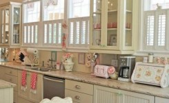 Tips For Creating Beautiful Black Or White Retro Themed Kitchens 64