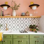 Tips For Creating Beautiful Black Or White Retro Themed Kitchens 9