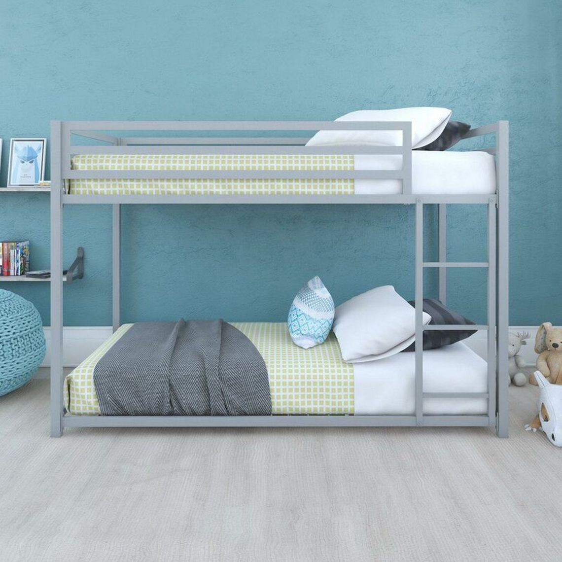 48 Popular Models Of Adult Bunk Bed Designs 21