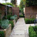 91 Small Backyard Landscape Decoration Models Are Simple And Look Creative 28