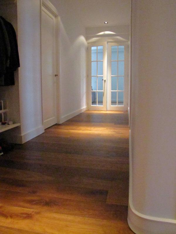 Volledige renovatie appartement Banstraat te Amsterdam