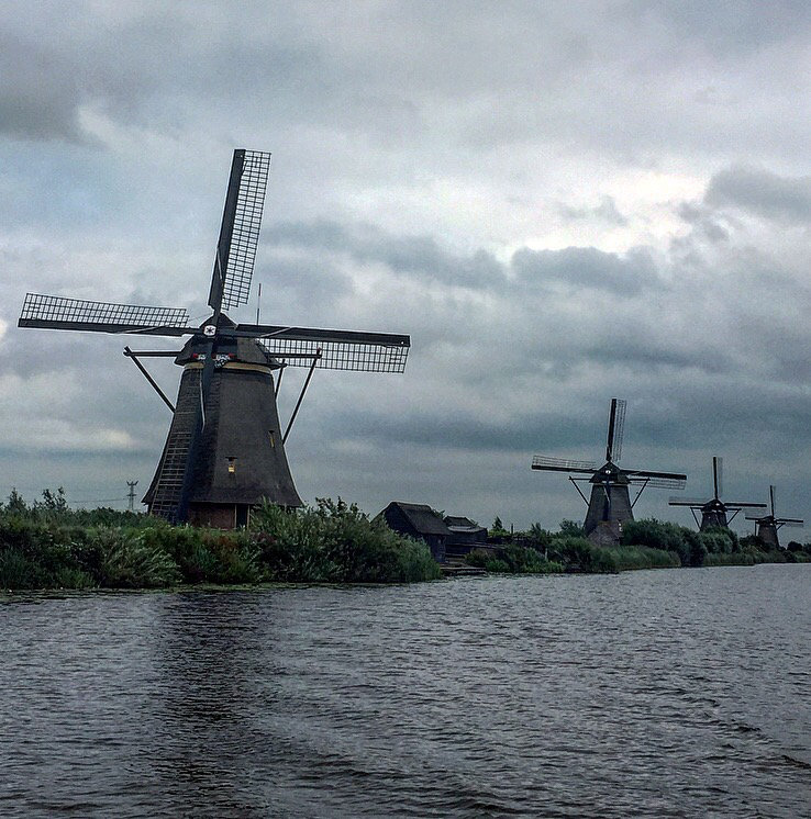 Kinderdijk rondvaart Canal Cruiser