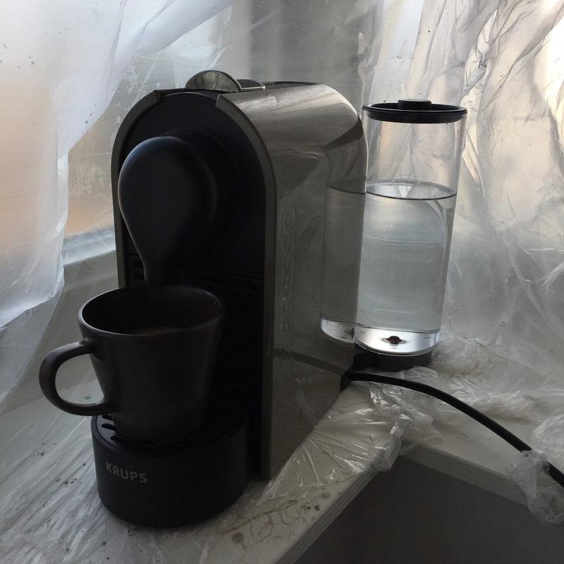 Mijn koffiecorner!