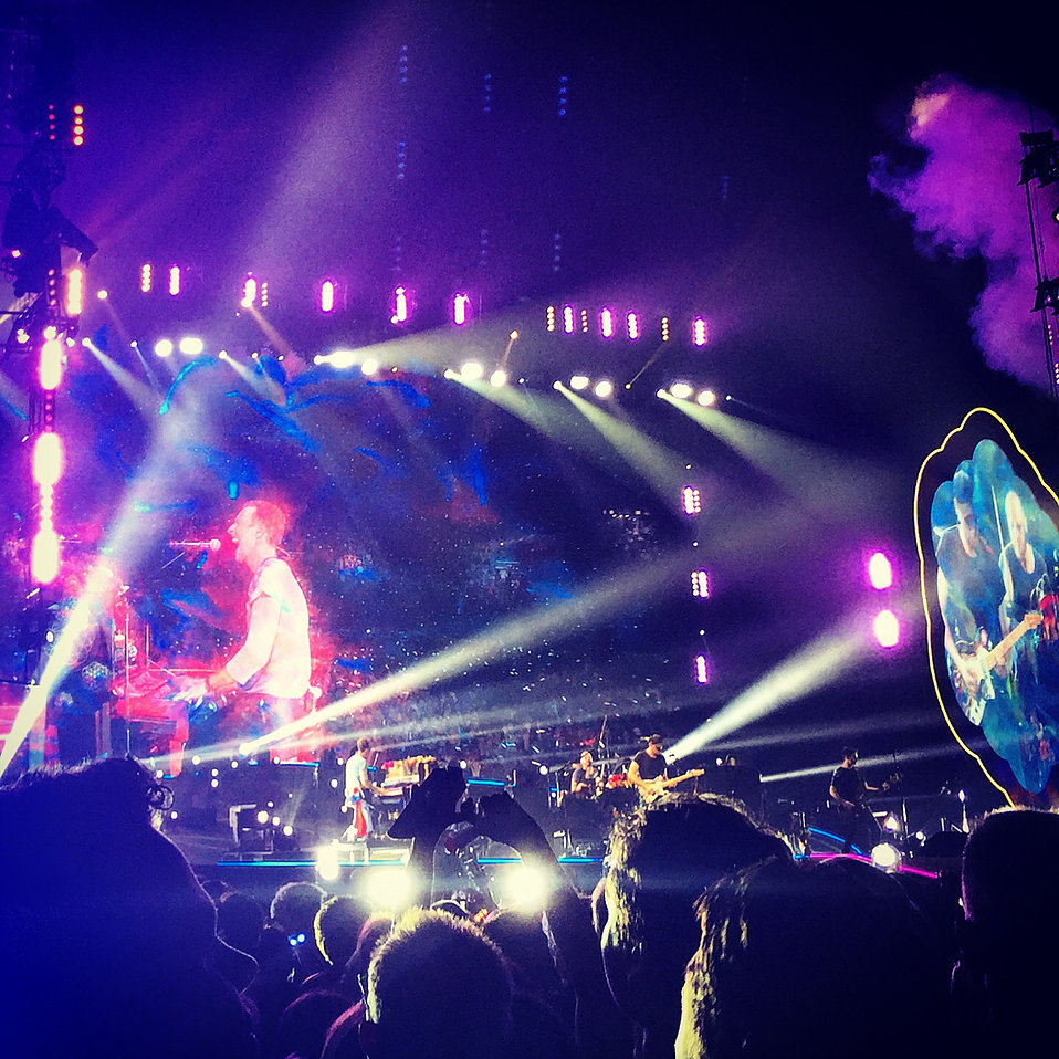 Coldplay A Head Full of Dreams Tour Amsterdam