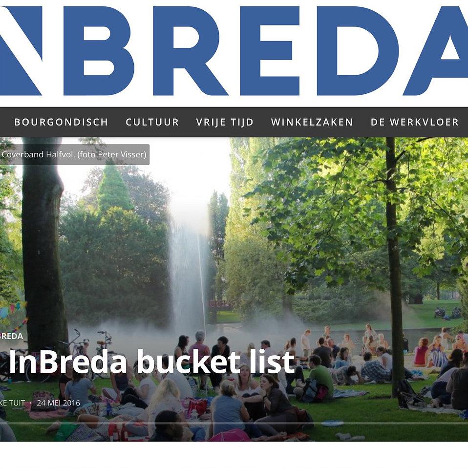 Breda Bucketlist