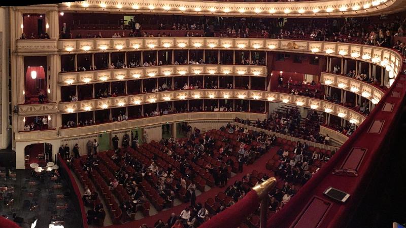 Weense Staatsopera - Staatsoper Vienna