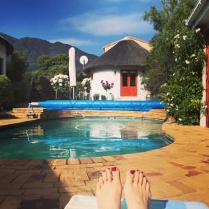 Zuid-Afrika B&B Franschhoek