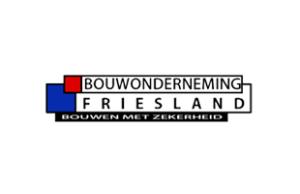 Vrolijke Strijders Sponsor Bouwonderneming Friesland