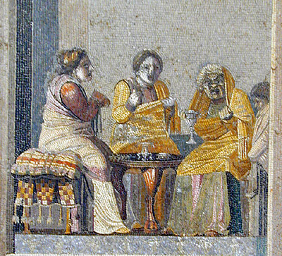 Image result for Ancient Roman Comedy