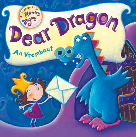 Dear Dragon  An Vrombaut