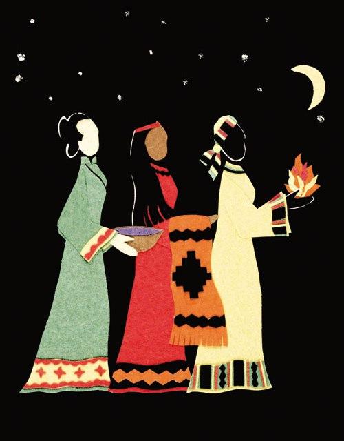 De Vrouwensynode wenst u Gelukkig Nieuwjaar (volle breedte)