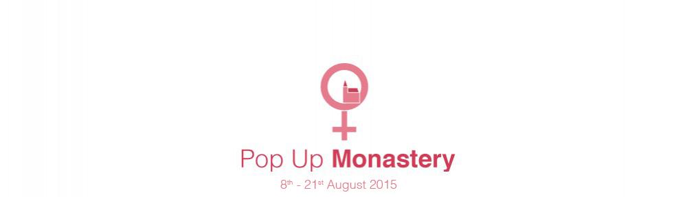 Pop-Up-Monastery: aanmelden kan nog!