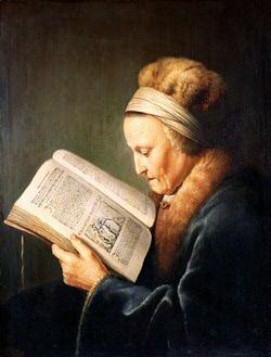 Echte vrouwen lezen de Bijbel zelf!