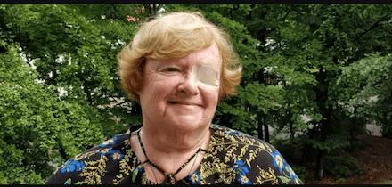 Christiane Berkvens-Stevelinck overleden
