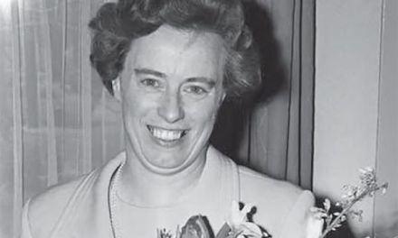 Overleden: Nora van Egmond