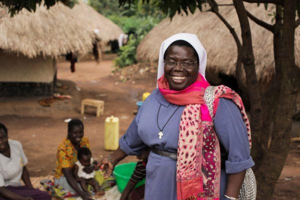 Eredoctor Rosemary Nyirumbe geeft stem aan de stemlozen