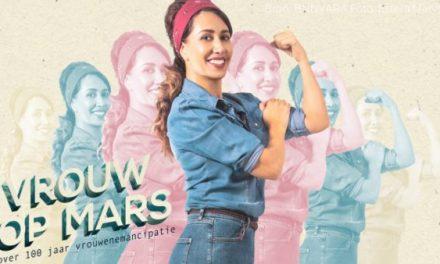 Vrouw op Mars ook als webserie