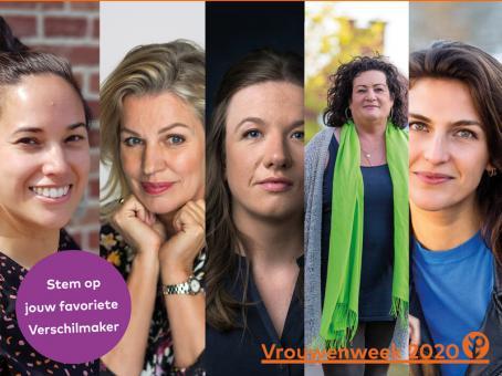 Vrouwen van Nu Verschilmaker 2020