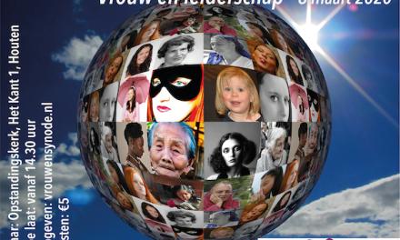 8 maart viering Vrouw en Leiderschap