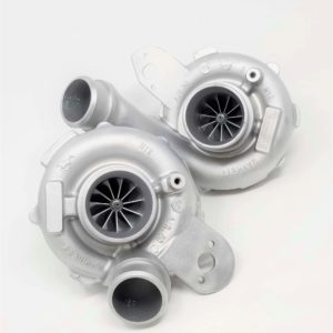 Billet turbo upgrade for the M157 AMG