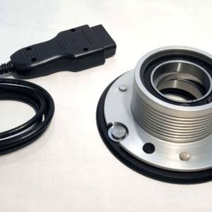 83MM supercharger pulley and tune combo for M113k AMG