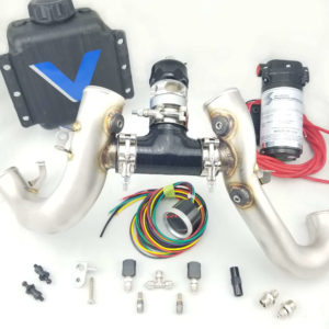 Blow off valve and methanol injection kit combo for the M157 and M278 AMG