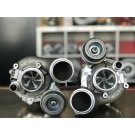 billet turbo upgrade for the E63s AMG